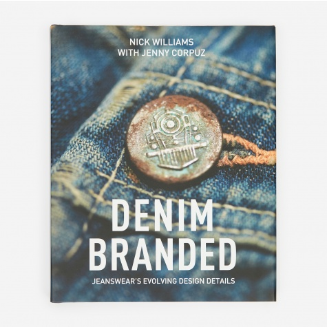 Denim Branded - Nick Williams