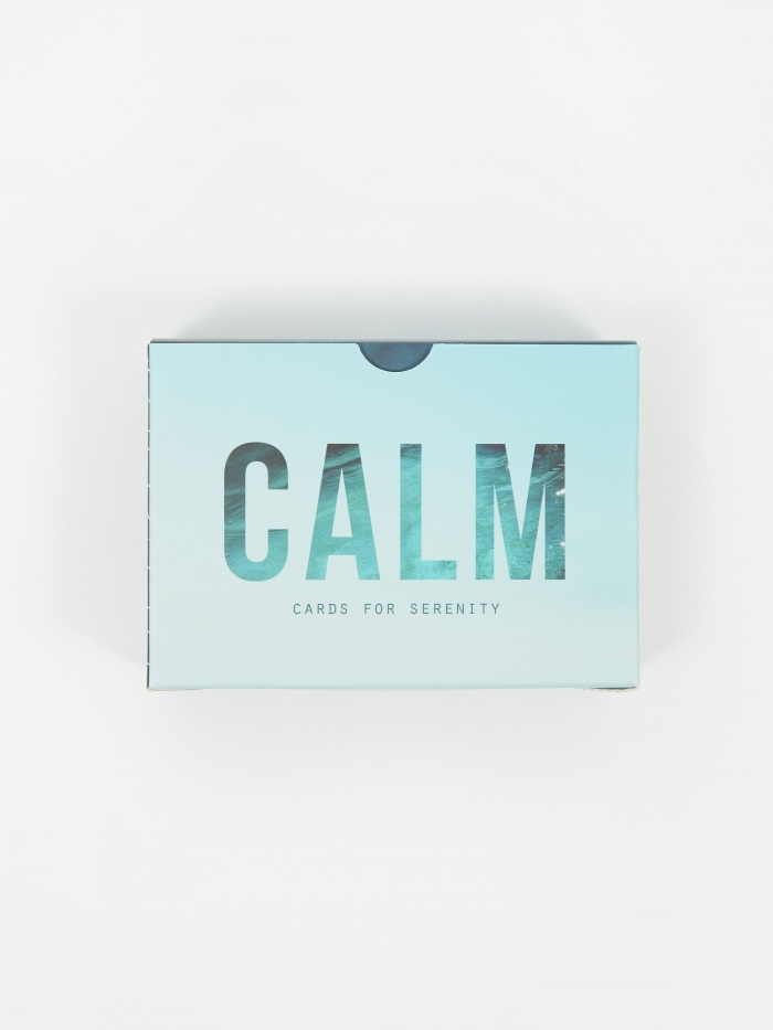 The School of Life Calm Prompt Cards (Image 1)
