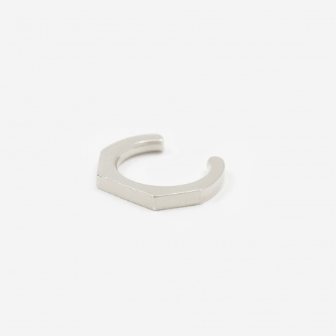 Apex Ear Cuff - 925 Sterling Silver