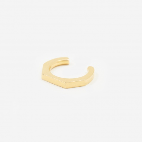 Apex Ear Cuff - 18K Gold Plated
