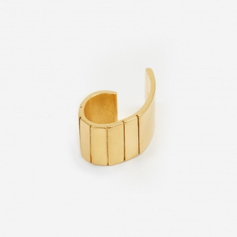 Atlas Ear Cuff - 18K Gold Plated