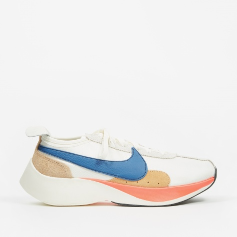 Moon Racer QS - Sail/Gym Blue-Solar Red-Praline