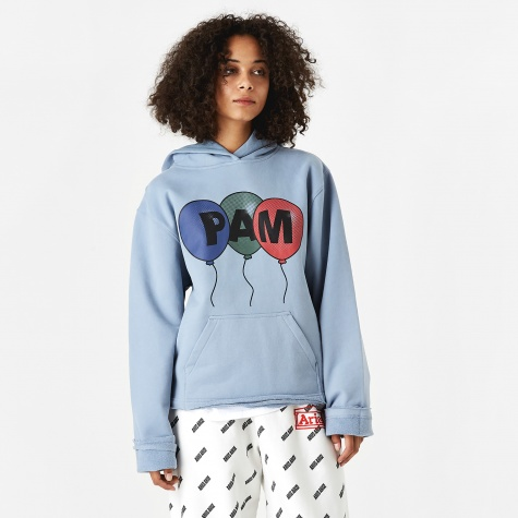 Perks And Mini Helium Hooded Sweatshirt - Dusty Blue