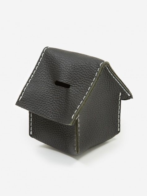 Home Coin Bank - Black