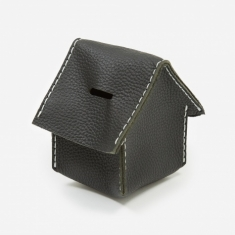 Hender Scheme Home Coin Bank - Black