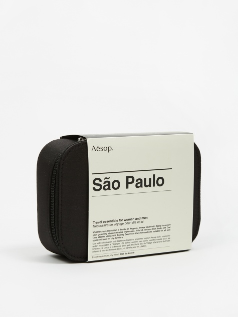 Sao Paulo City Kit - Parsley