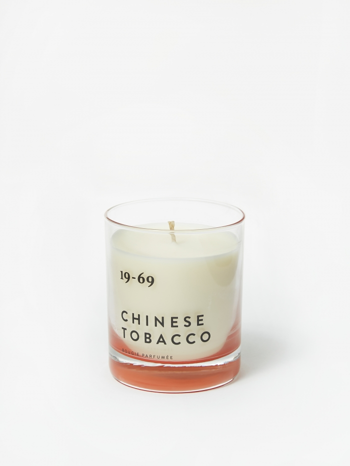 19-69 Chinese Tobacco Candle - 200ml (Image 1)