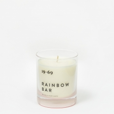 19-69 Rainbow Bar Candle - 200ml