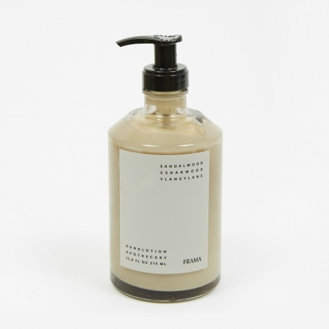 Apothecary Hand Lotion - 375ml