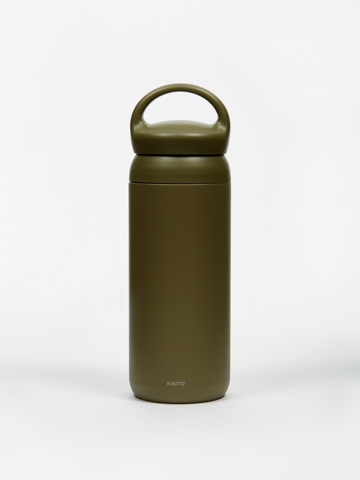 Kinto Day Off Tumbler 500ml - Khaki (Image 1)