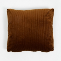 Ferm Living Corduroy Cushion 45x45cm - Golden Olive