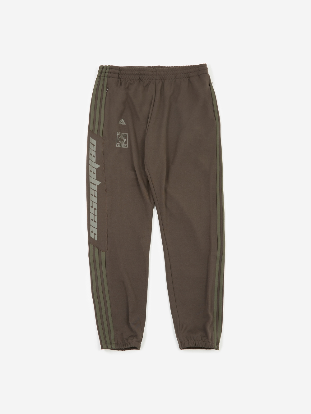 dd046d2e79f38 Yeezy - Yeezy Calabasas Track Pant - Umber (Image 1)