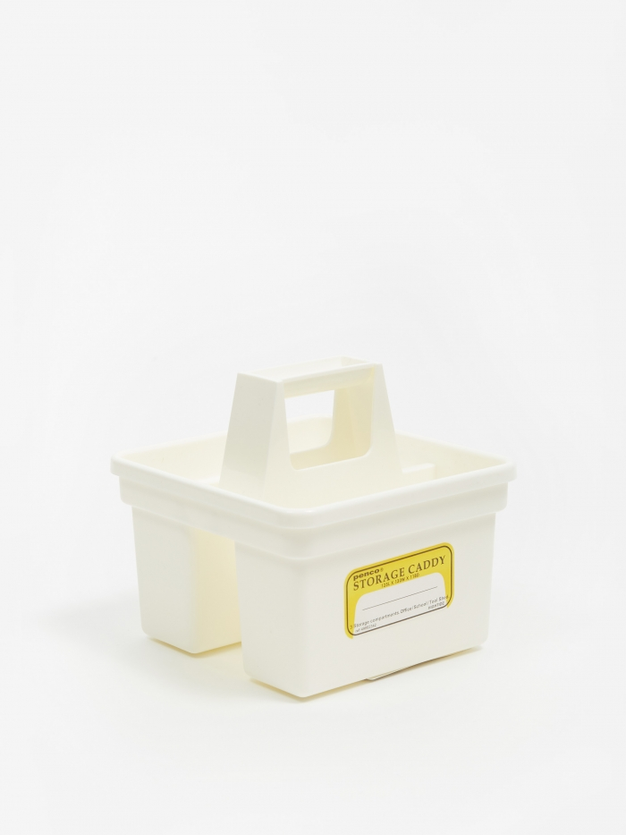 Hightide | Penco Hightide Penco Storage Caddy Small - White (Image 1)