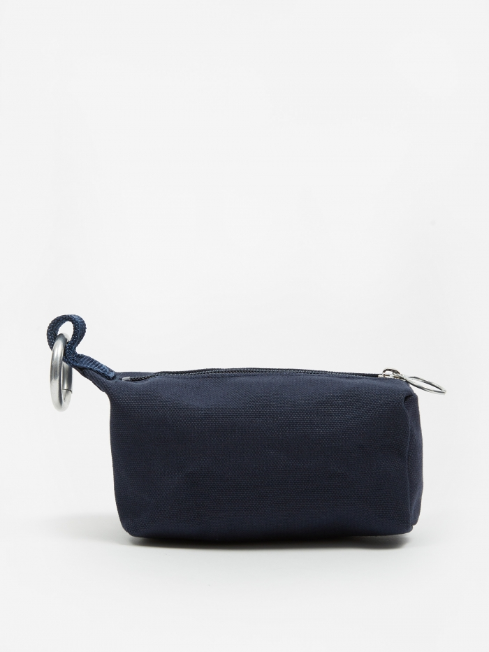 Bag 'N' Noun Canvas Case 'B' - Navy (Image 1)