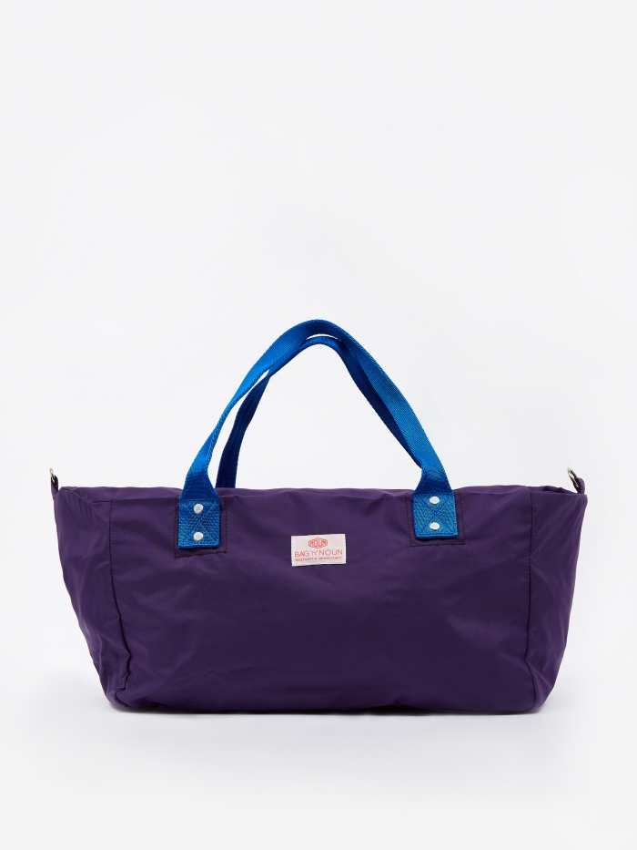 Bag 'N' Noun Bag 'N' Noun Nylon Muffin Mini Bag - Violet (Image 1)