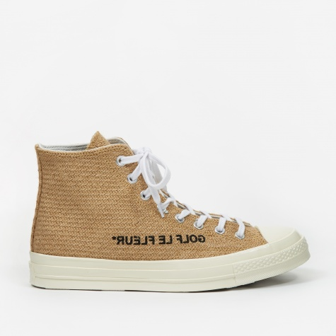 x Golf Le Fleur Chuck Taylor All Star 70 Hi - Curry