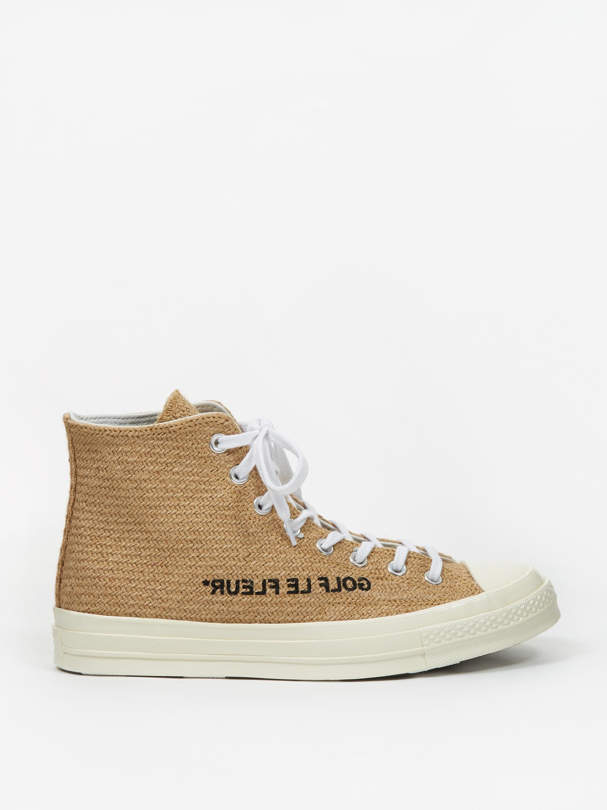 0e4fd4fe1010 Converse x Golf Le Fleur Chuck Taylor All Star 70 Hi - Curry