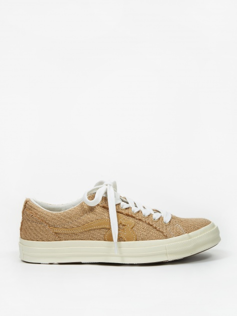 x Golf Le Fleur One Star - Curry/Curry/Egret