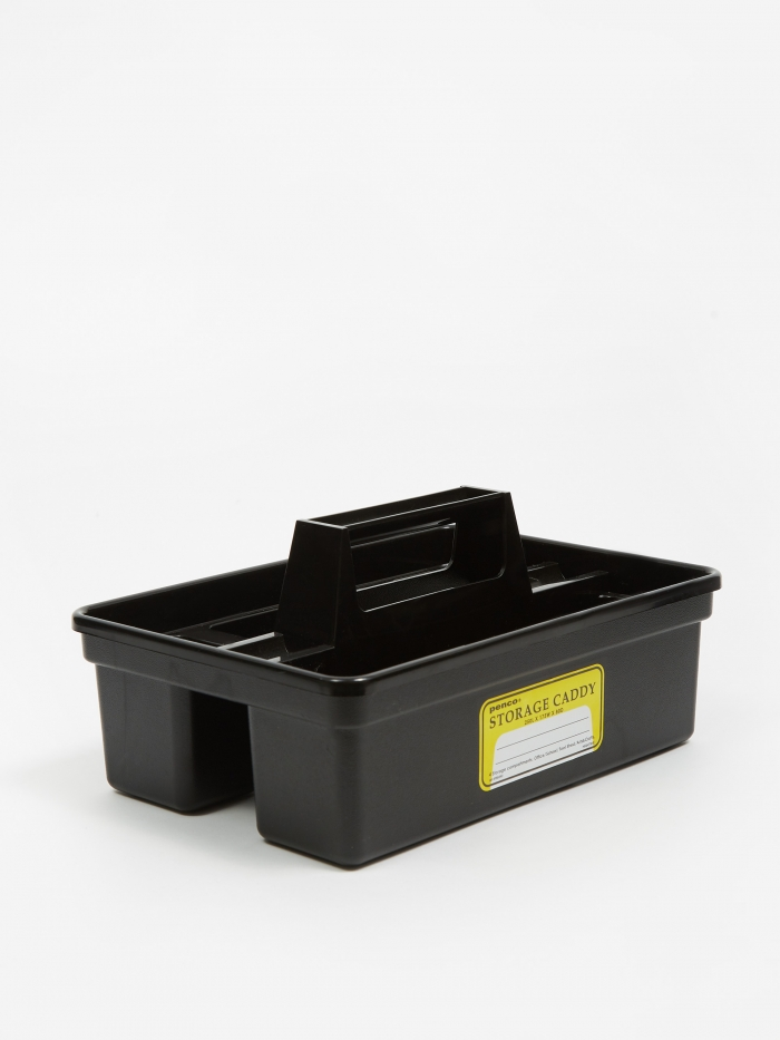 Hightide | Penco Hightide Penco Storage Caddy - Black (Image 1)