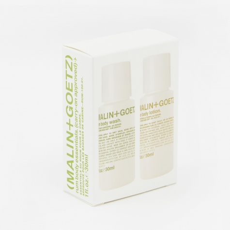 Rum Body Essentials Duo - 2x30ml