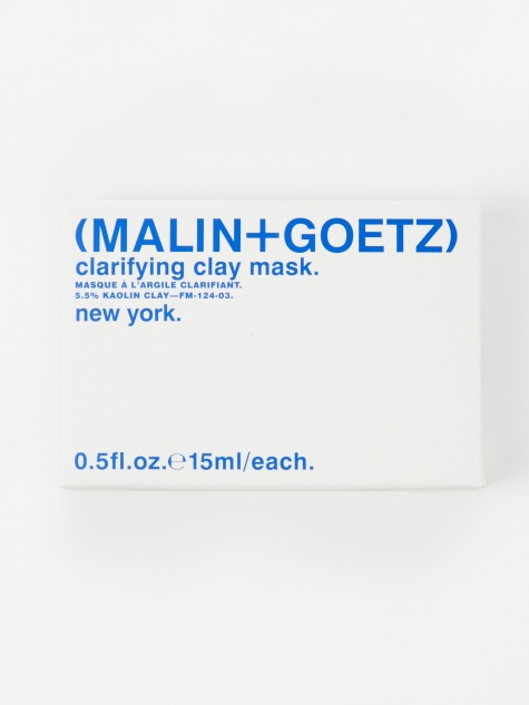 Clarifying Clay Mask Travel Kit - 3x15ml