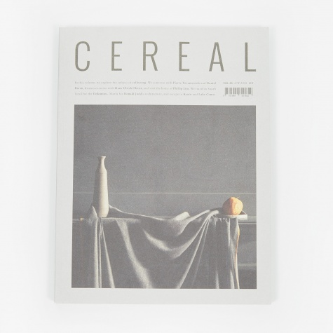 Cereal Magazine - Vol.16