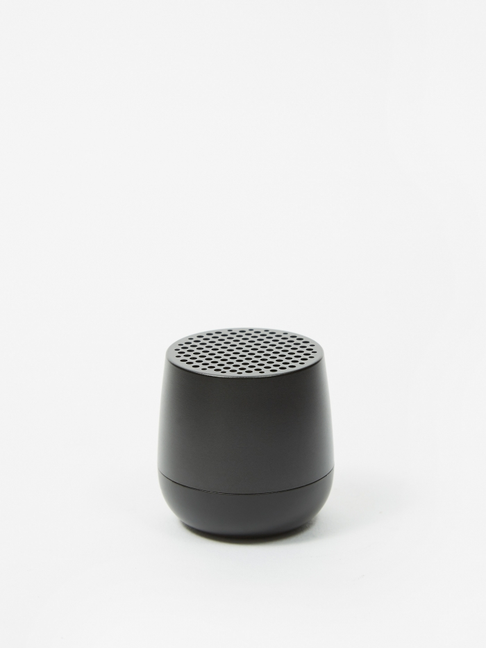 Lexon MINO Bluetooth Speaker - Black (Image 1)
