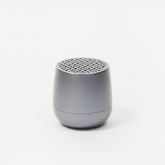 Lexon MINO Bluetooth Speaker - Gun Metal
