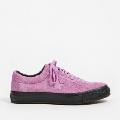 Converse One Star Ox - Fuchsia Glow/Black