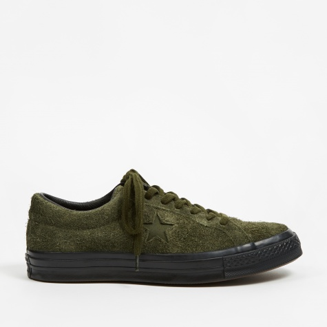 One Star Ox - Utility Green/Black