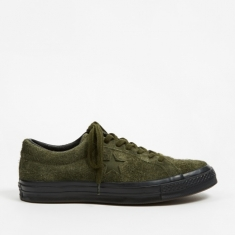 Converse One Star Ox - Utility Green/Black