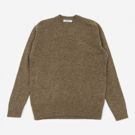 Officer Sweater - Beige