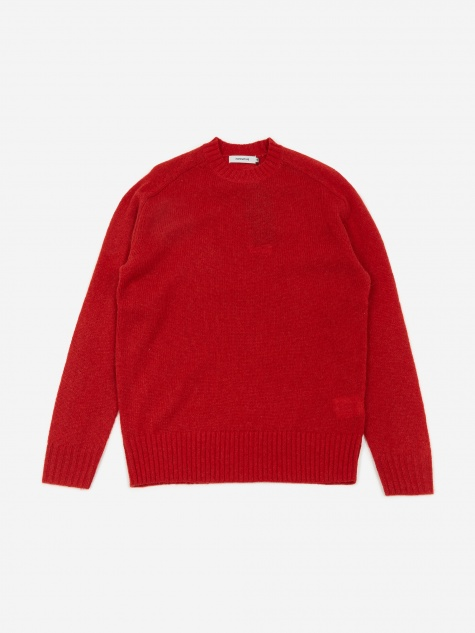 Officer Sweater - Red