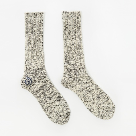 Dweller Socks - Charcoal