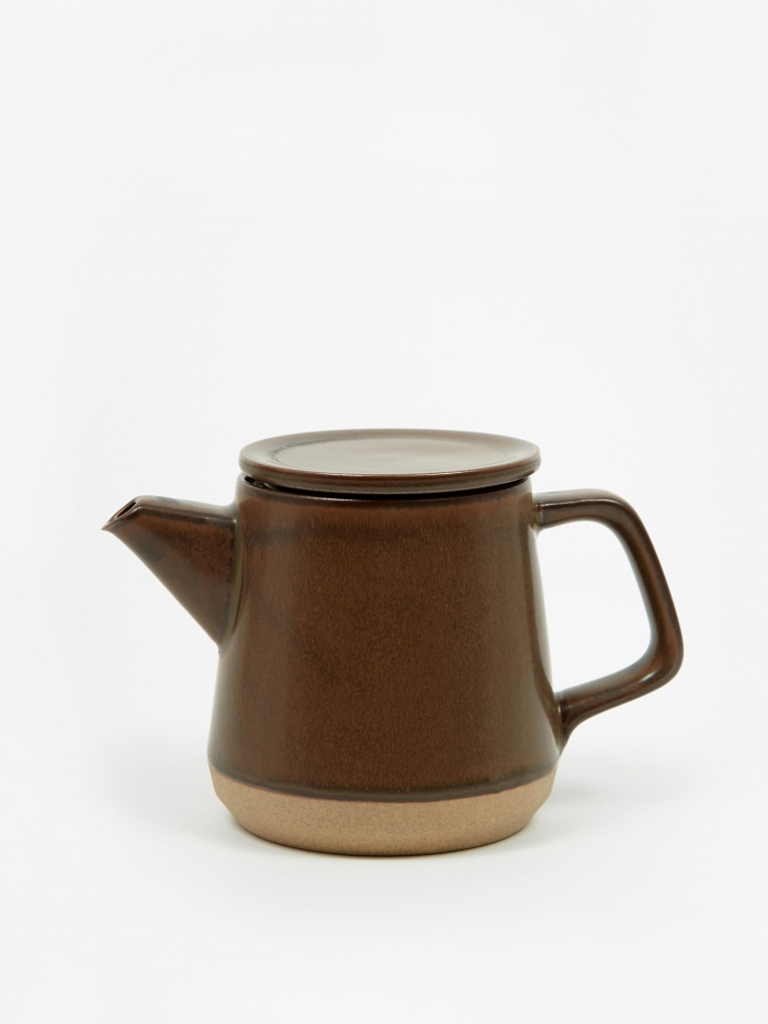 Kinto CLK-151 Teapot 500ml - Brown (Image 1)