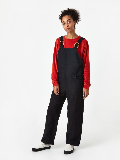 Duffy Overall - Black
