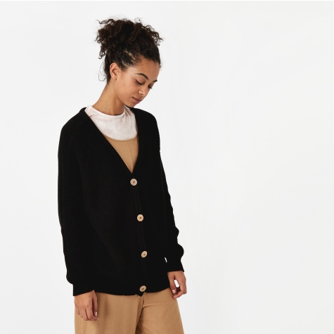 Danube Cardigan - Black