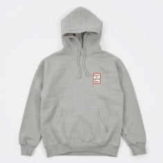 Have A Good Time Mini Frame Pullover Hoodie - Heather Grey