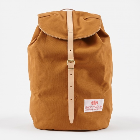 Bag 'N' Noun Duck Canvas Napsac - Gold
