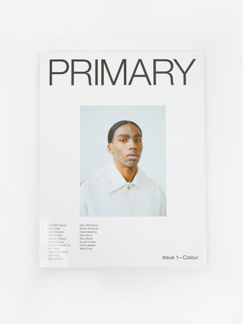 Primary Issue 1 - Colour