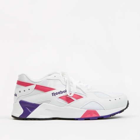 Aztrek - White/Rose/Cobalt/Purple