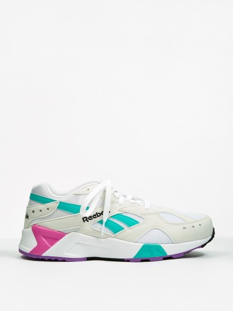 Aztrek - Grey/Teal/Aubergine/Black