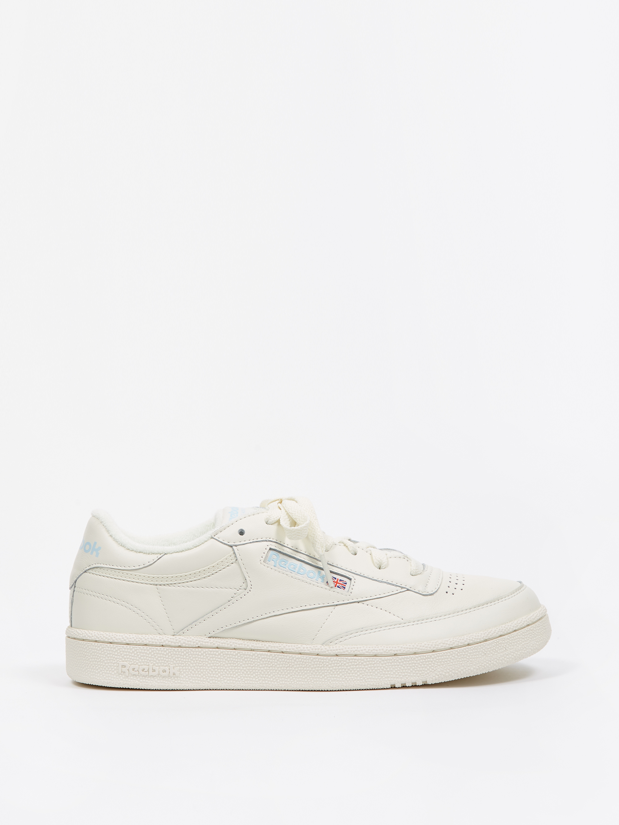 ffe733c8939 Reebok Club C 85 - White Denim Glow