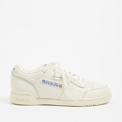 Workout Plus 1987 TV - Chalk/White/Royal