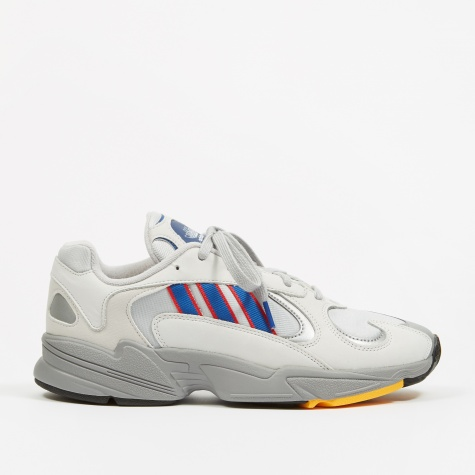 Yung-1 - Grey/Collegiate Blue/Scarlet