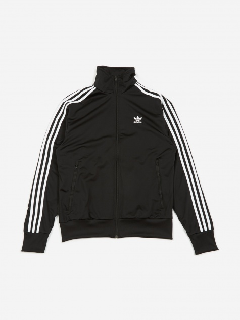 Firebird Track Top - Black