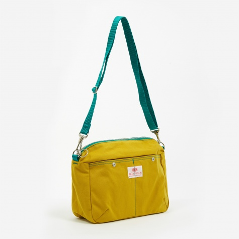 Bag 'N' Noun Pochette Bag - Mustard
