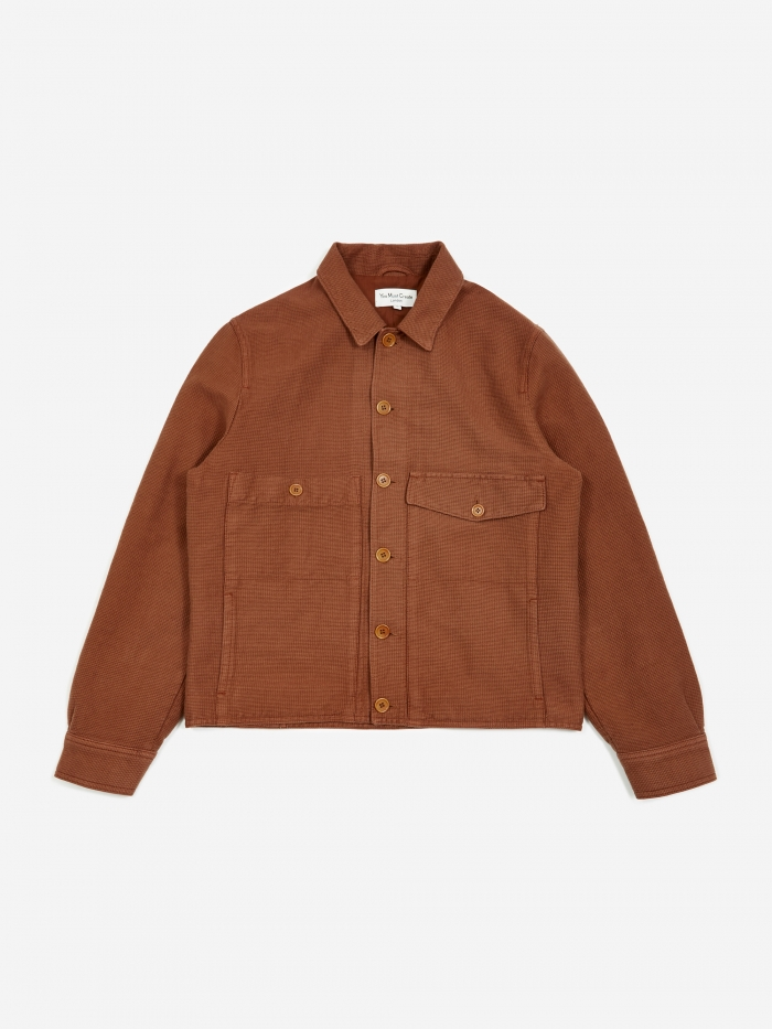 YMC Pinkley 2 Jacket - Brown (Image 1)