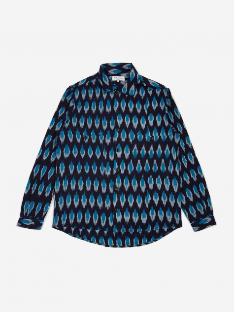 Doc Savage Shirt - Blue