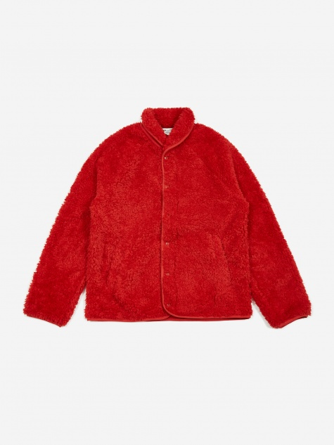 Beach Jacket - Red